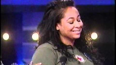 "Raven-Symoné on ""Celebrity Family Feud"" - Part 1 2 (2008)"