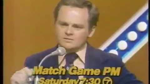 KABC Match Game PM promo, 1978