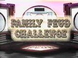 Family Feud Challeneg Logo