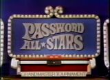Password All Stars Grand Masters Tournament