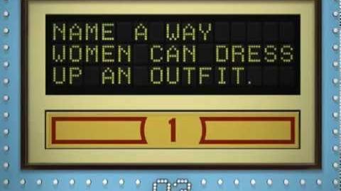 """Family Feud Decades """"80s Women Fashion"""" Trailer"""