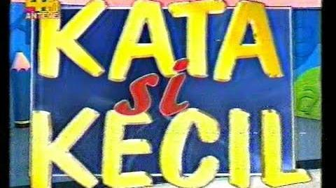 """Kuis """"Kata Si Kecil"""" 1996"""