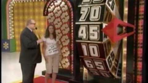 The Price is Right Drew Carey's first-taped episode, pt