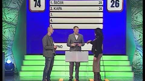 Family Feud (Serbia) - Porodicni Obracun finale 5