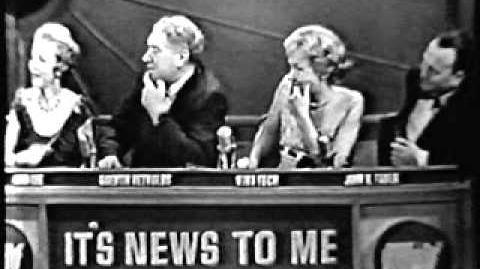 It's News to Me (1954) Bob Turley