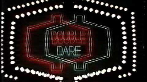 DOUBLE DARE opening credits CBS game show