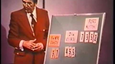 The Price is Right (1972 Pitchfilm)