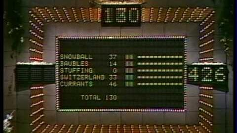 Christmas Family Fortunes 1989 Part 3 3