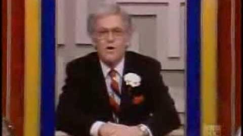 Password Plus (Finale) 801 (March 26, 1982) - Audrey Landers & Tom Poston