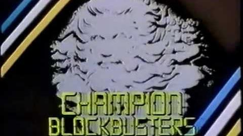 TSW In-Vision Continuity With David Fitzgerald Into 'Champion Blockbusters' 1988