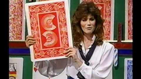 Card Sharks Funny Contestant Plug