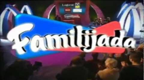 Family Feud (Serbia) - Familijada Uvodna Spica Intro