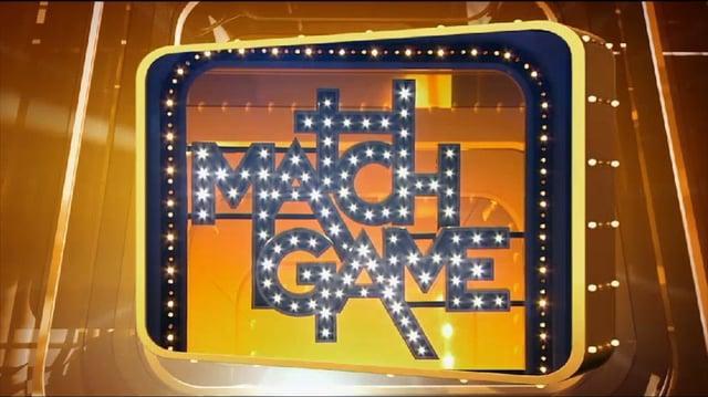 MATCH GAME 2016 INTRO