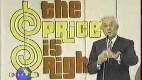 The Price is Right 1995 CJON (NTV) Promo
