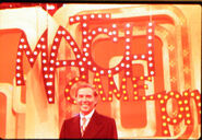 Gene Rayburn Match Game Sign 3