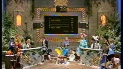 Christmas Family Fortunes 1989 Part 1 3