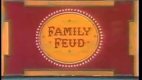 Family Feud mid-break bumper, 1983