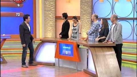 Family Feud (Turkey, 2012)