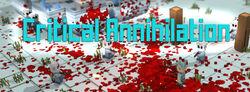CriticalAnnihilation