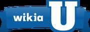 Wikia University logo large blue