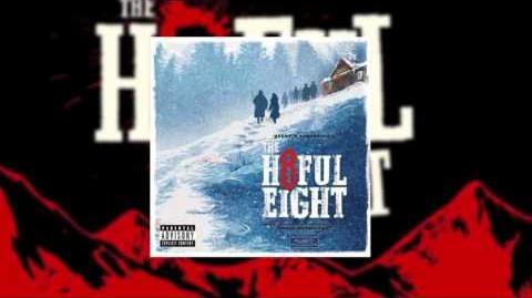The Hateful Eight Soundtrack - L'Ultima Diligenza di Red Rock, N (Ennio Morricone)
