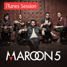 Maroon 5 - iTunes Session