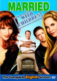 MarriedWithChildren S8 DVD COVER