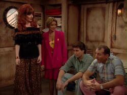 Married With Children Ship Happens bundy darcy