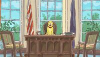 Martha in the White House