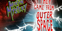 They Came from Outer Space: Part 1