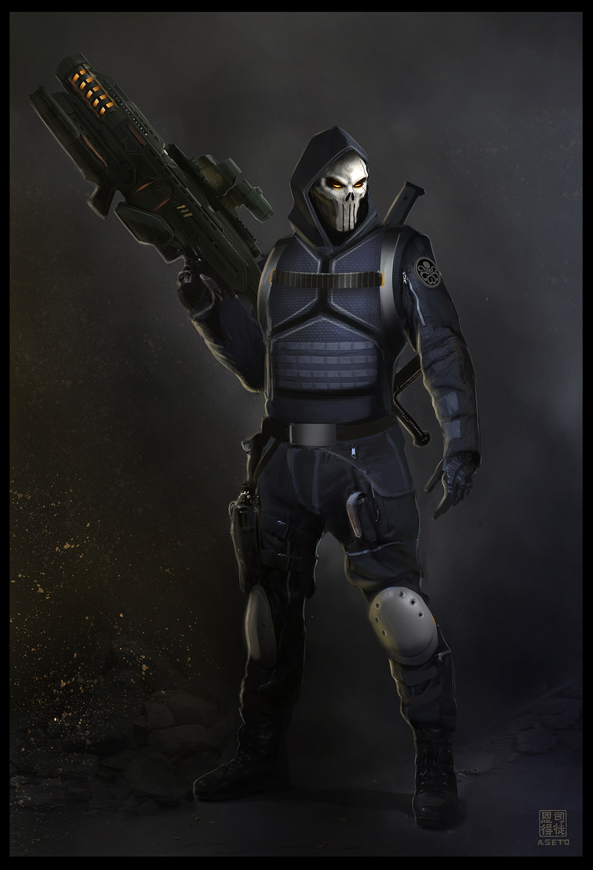 Image - Taskmaster.jpg | Marvel Cinematic Universe ...