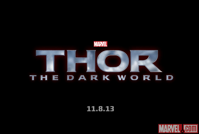 File:Thor The Dark World logo.png