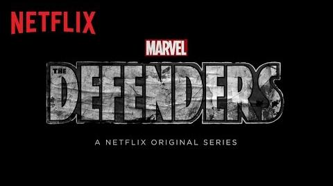 Marvel's The Defenders SDCC Teaser HD Netflix