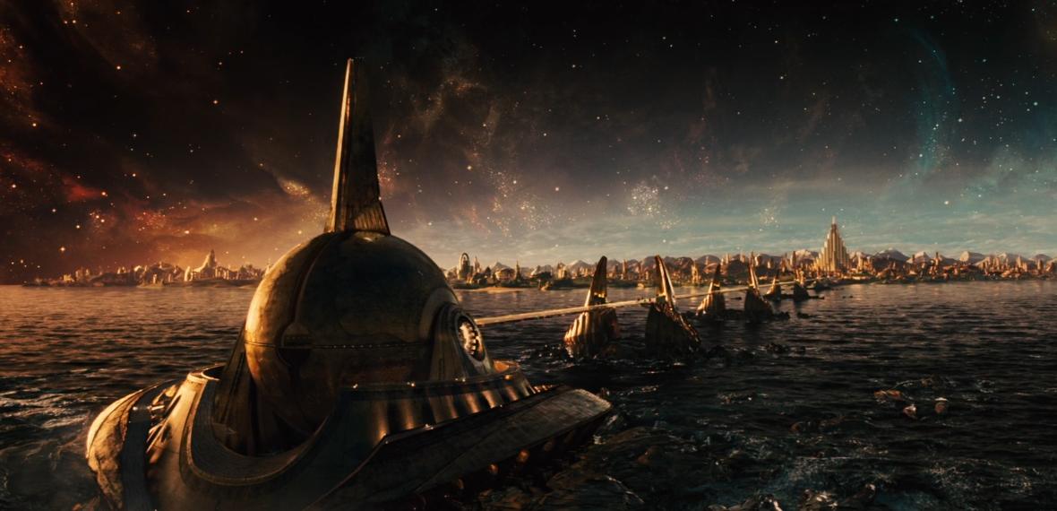 Bifrost Bridge | Marvel Cinematic Database | Fandom