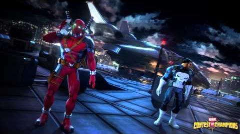 New York Comic Con Trailer Marvel Contest of Champions
