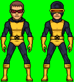ABEL Cyclops Original XMen 1102