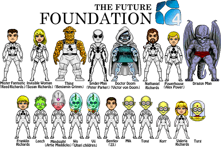 Category:Future Foundation   Marvel-Microheroes Wiki ...