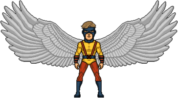 ABEL Angel 2nd XMen Costume 1101