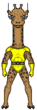 Giraffe-Man