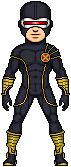 Uncanny x men cyclops by geekinell-d4iqyic
