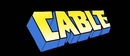X Men Logos Cable by vesterdesigns