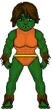 Micro heroes ogress by leokearon-d3dvoet