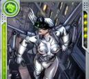 Mercenary Silver Sable