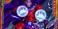 Determined Savior Magneto