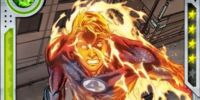 Annihilated Human Torch