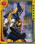 Ferocious Fighter Wolverine