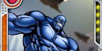 Blue Menace Post