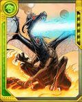 Cosmic Demon Dragon Of The Moon