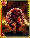 Crimson Gem of Cyttorak Juggernaut