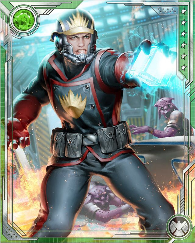 [Getting Cosmic] Star-Lord | Marvel: War of Heroes Wiki ...